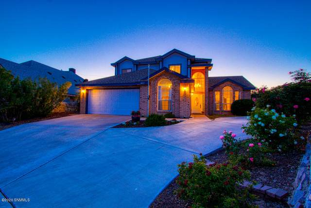 927 Stagecoach Drive, Las Cruces, NM 88011 (MLS #2001151) :: Better Homes and Gardens Real Estate - Steinborn & Associates