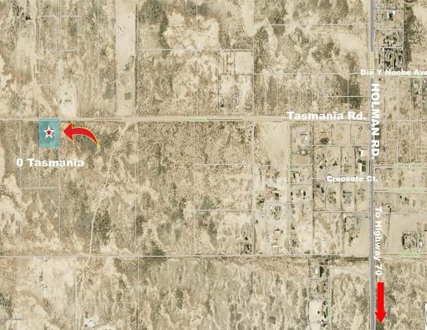 0 Tasmania Road, Las Cruces, NM 88012 (MLS #2001294) :: Las Cruces Real Estate Professionals