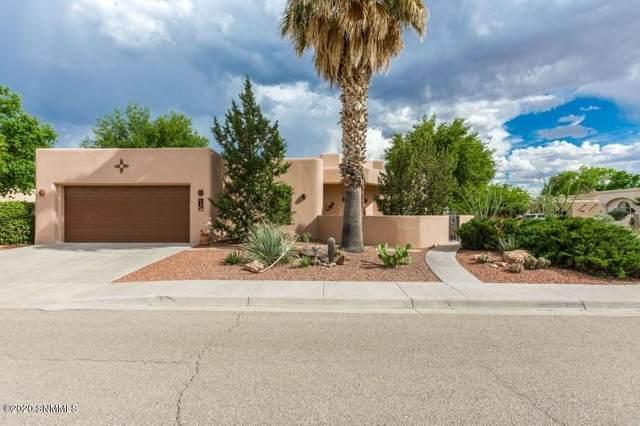 2026 Via Tesoro, Las Cruces, NM 88005 (MLS #2001344) :: Agave Real Estate Group