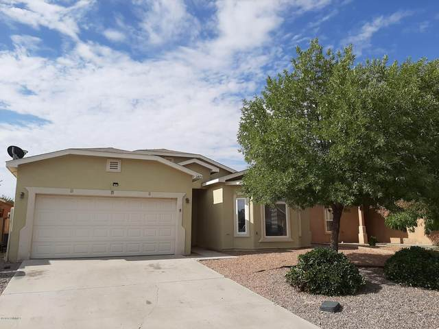 2873 Ancho Avenue, Las Cruces, NM 88007 (MLS #2001579) :: Arising Group Real Estate Associates