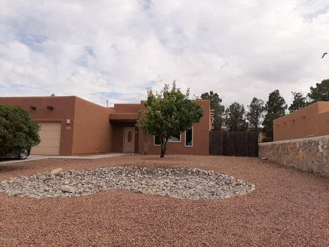 2621 Cashmere Court, Las Cruces, NM 88011 (MLS #2001664) :: Arising Group Real Estate Associates