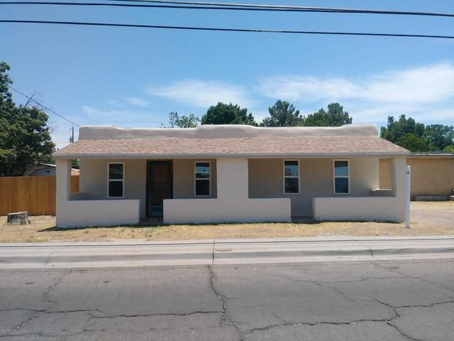 1238 N Mesquite Street, Las Cruces, NM 88001 (MLS #2001713) :: Better Homes and Gardens Real Estate - Steinborn & Associates