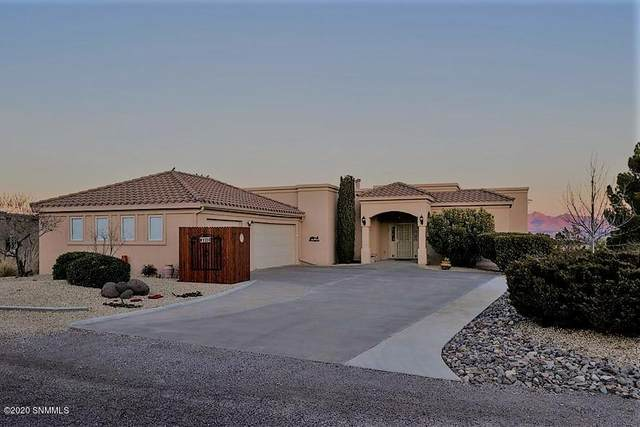 1260 Vista Del Monte, Las Cruces, NM 88007 (MLS #2001781) :: Las Cruces Real Estate Professionals