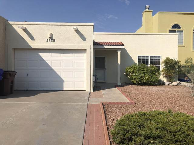 3569 Northpointe Drive, Las Cruces, NM 88012 (MLS #2001803) :: Agave Real Estate Group