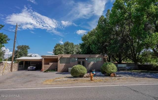 747 Watson Lane, Las Cruces, NM 88005 (MLS #2001956) :: Arising Group Real Estate Associates
