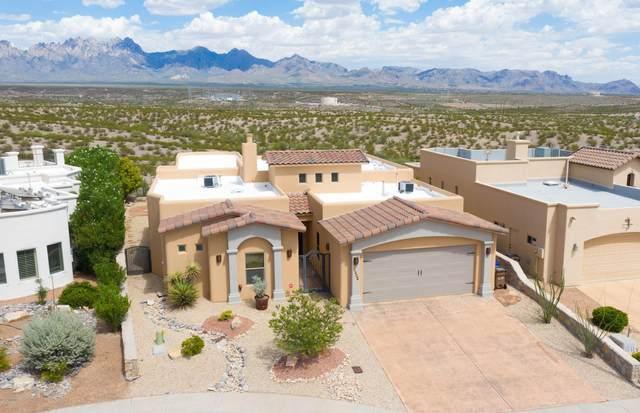 4135 Calle Belleza, Las Cruces, NM 88011 (MLS #2002045) :: Arising Group Real Estate Associates