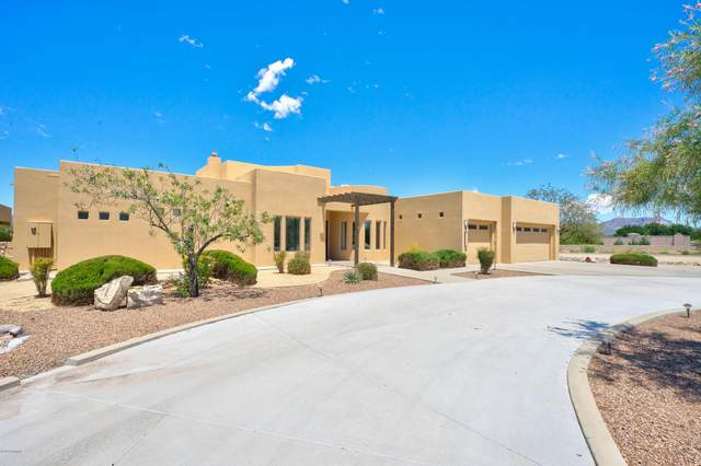 1320 Fox Track Court, Las Cruces, NM 88007 (MLS #2002072) :: Better Homes and Gardens Real Estate - Steinborn & Associates