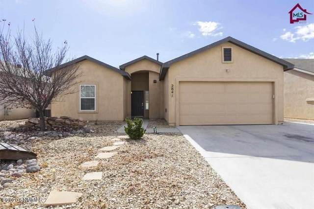 2841 Ancho Avenue, Las Cruces, NM 88007 (MLS #2002157) :: Better Homes and Gardens Real Estate - Steinborn & Associates