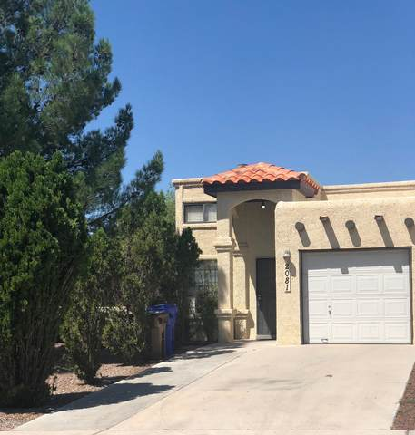2081 Pine Trail Street, Las Cruces, NM 88012 (MLS #2002159) :: Agave Real Estate Group