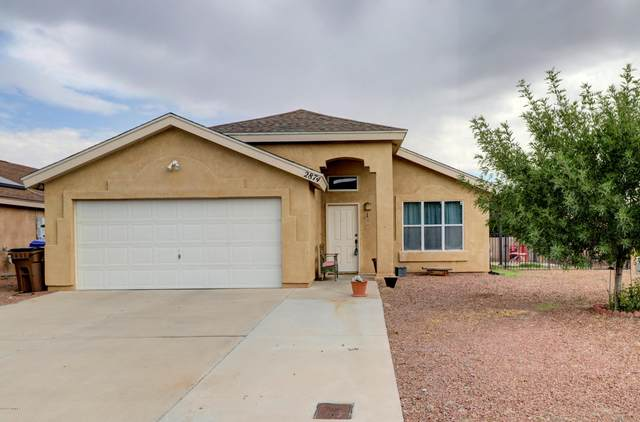 2874 Fountain Avenue, Las Cruces, NM 88007 (MLS #2002170) :: Agave Real Estate Group