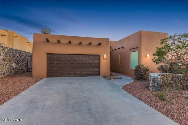 3560 Cactus Gulch Way, Las Cruces, NM 88011 (MLS #2002341) :: Better Homes and Gardens Real Estate - Steinborn & Associates