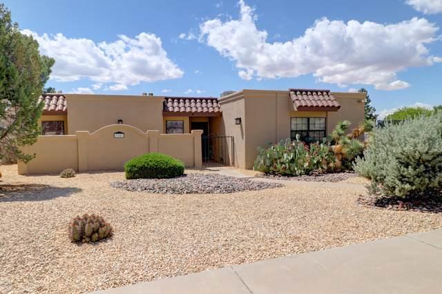 2341 Cheyenne Drive, Las Cruces, NM 88011 (MLS #2002425) :: Arising Group Real Estate Associates