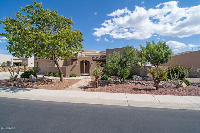 4388 Chimayo Drive, Las Cruces, NM 88011 (MLS #2002444) :: Agave Real Estate Group