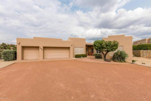 1624 Via Diamante, Las Cruces, NM 88007 (MLS #2002503) :: Better Homes and Gardens Real Estate - Steinborn & Associates