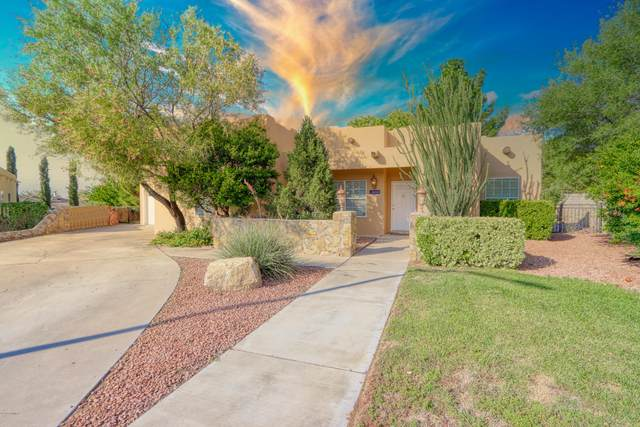 2003 Nena Court, Las Cruces, NM 88007 (MLS #2002507) :: Arising Group Real Estate Associates