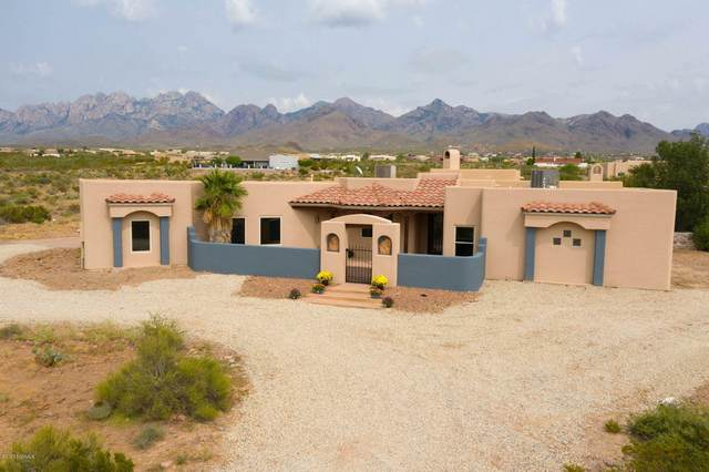 5073 Cueva Mine Trail Road, Las Cruces, NM 88011 (MLS #2002514) :: Agave Real Estate Group