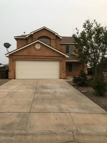1108 Gunsight Peak Drive, Las Cruces, NM 88012 (MLS #2002547) :: Agave Real Estate Group