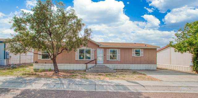 4142 Calle Libertad, Las Cruces, NM 88005 (MLS #2002550) :: Agave Real Estate Group