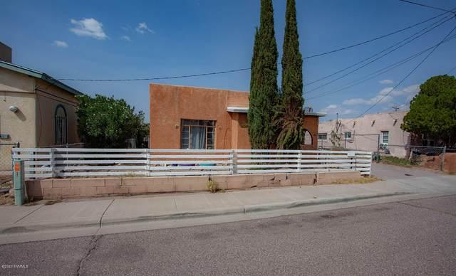 415 E Picacho Avenue, Las Cruces, NM 88001 (MLS #2002566) :: Las Cruces Real Estate Professionals