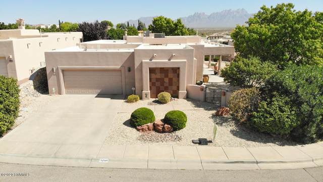 1204 Percha Creek Way, Las Cruces, NM 88011 (MLS #2002582) :: Better Homes and Gardens Real Estate - Steinborn & Associates