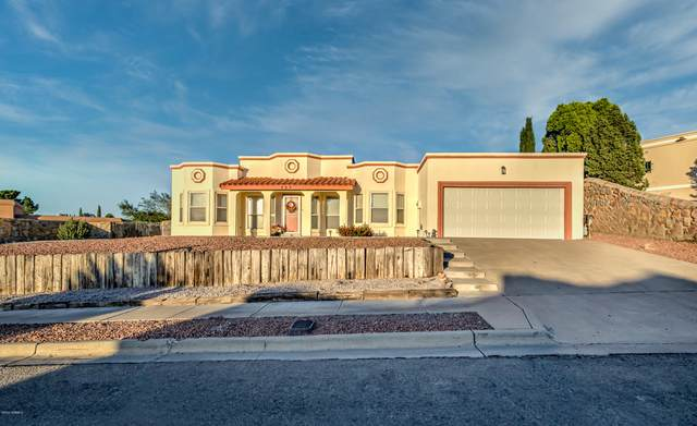 727 Lariat Drive, Las Cruces, NM 88011 (MLS #2002694) :: Better Homes and Gardens Real Estate - Steinborn & Associates