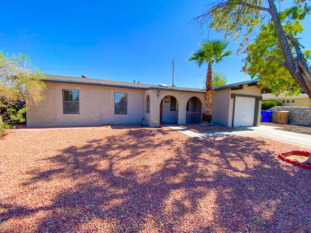 1068 Lowell Road, Las Cruces, NM 88001 (MLS #2002736) :: Better Homes and Gardens Real Estate - Steinborn & Associates