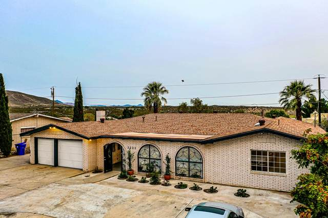 3233 Fairway Drive, Las Cruces, NM 88011 (MLS #2002795) :: Better Homes and Gardens Real Estate - Steinborn & Associates
