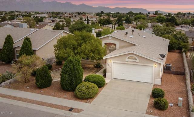 5016 Galina Drive, Las Cruces, NM 88012 (MLS #2002933) :: Better Homes and Gardens Real Estate - Steinborn & Associates