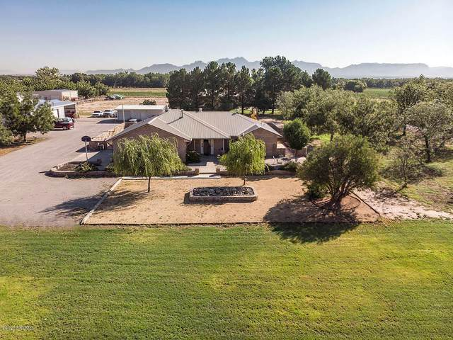 4425 Snow Road, Las Cruces, NM 88005 (MLS #2003117) :: Better Homes and Gardens Real Estate - Steinborn & Associates