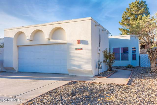 3117 Hillrise Drive, Las Cruces, NM 88011 (MLS #2003327) :: Las Cruces Real Estate Professionals