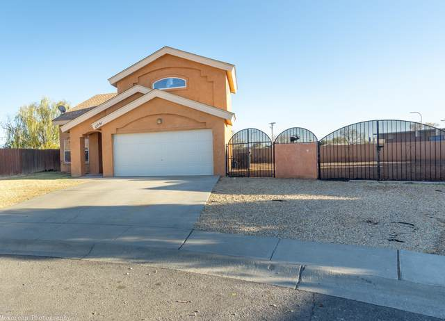 1291 Fountain Loop, Las Cruces, NM 88007 (MLS #2003362) :: Las Cruces Real Estate Professionals