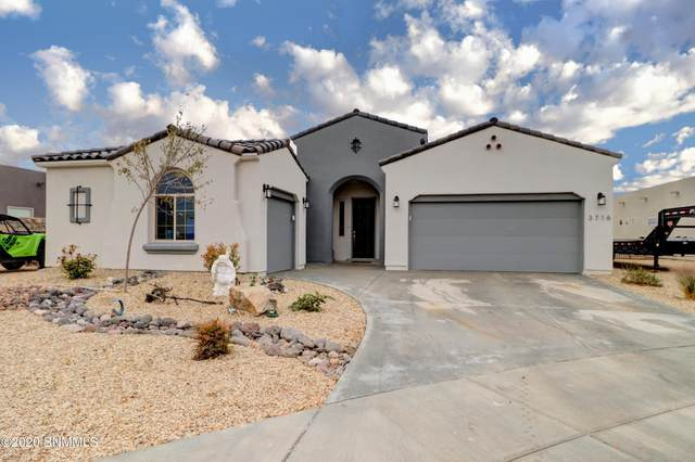 3716 Santa Flora Court, Las Cruces, NM 88012 (MLS #2003410) :: Las Cruces Real Estate Professionals