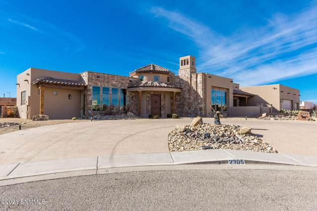 2305 Tuscan Hills Lane, Las Cruces, NM 88011 (MLS #2003540) :: Arising Group Real Estate Associates