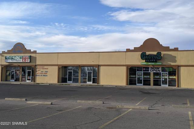 641 Thorpe Road, Dona Ana, NM 88032 (MLS #2100033) :: Agave Real Estate Group