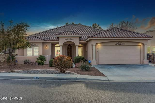 4218 Wildcat Canyon Drive Drive, Las Cruces, NM 88011 (MLS #2100094) :: Better Homes and Gardens Real Estate - Steinborn & Associates