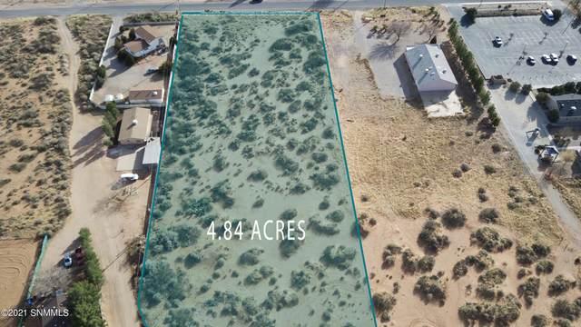 0 Cortez Avenue, Las Cruces, NM 88012 (MLS #2100102) :: Arising Group Real Estate Associates