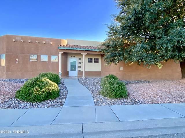 826 Chile Lane, Las Cruces, NM 88001 (MLS #2100127) :: Arising Group Real Estate Associates