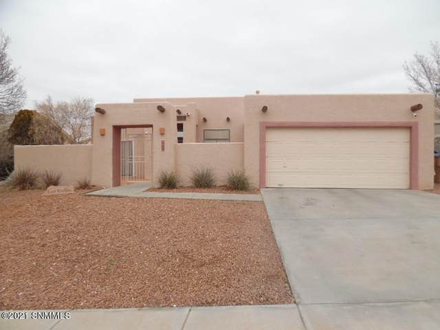 683 Canyon Verde, Las Cruces, NM 88011 (MLS #2100177) :: Las Cruces Real Estate Professionals
