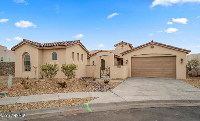 3710 NE Santa Clarita Avenue, Las Cruces, NM 88012 (MLS #2100264) :: Better Homes and Gardens Real Estate - Steinborn & Associates