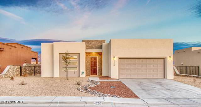 4250 Purple Sage Drive, Las Cruces, NM 88011 (MLS #2100382) :: Better Homes and Gardens Real Estate - Steinborn & Associates
