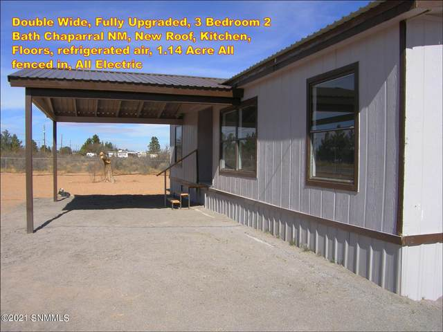622 Sagewood Drive, Chaparral, NM 88081 (MLS #2100412) :: Better Homes and Gardens Real Estate - Steinborn & Associates
