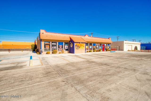 415 Foster Road, Las Cruces, NM 88005 (MLS #2100425) :: Better Homes and Gardens Real Estate - Steinborn & Associates