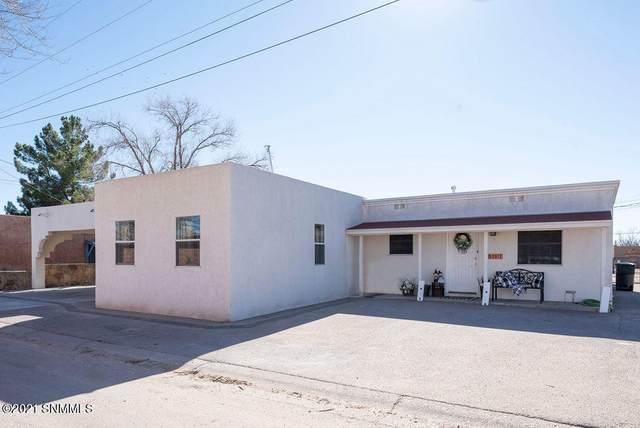 2878 Calle De San Albino, Mesilla, NM 88046 (MLS #2100432) :: Las Cruces Real Estate Professionals
