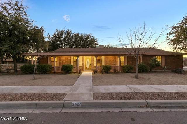 3427 Eastridge Road, Las Cruces, NM 88005 (MLS #2100593) :: Better Homes and Gardens Real Estate - Steinborn & Associates