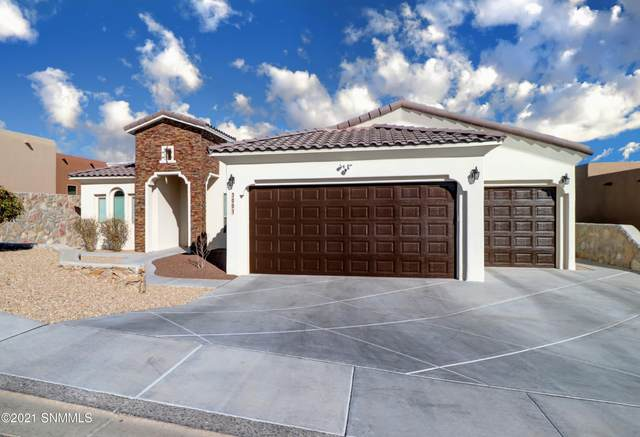 3001 E East Springs Road, Las Cruces, NM 88011 (MLS #2100602) :: Better Homes and Gardens Real Estate - Steinborn & Associates