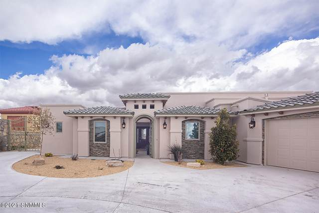 4454 Purple Sage Dr, Las Cruces, NM 88011 (MLS #2100648) :: Better Homes and Gardens Real Estate - Steinborn & Associates