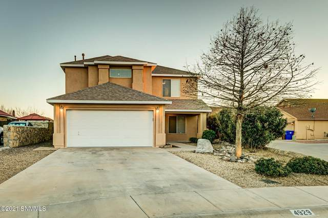 4929 Calle Bella Court, Las Cruces, NM 88012 (MLS #2100675) :: Better Homes and Gardens Real Estate - Steinborn & Associates