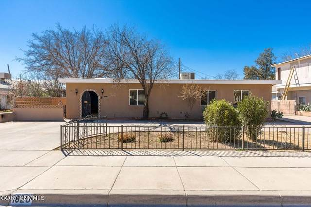 1828 Chaparro Street, Las Cruces, NM 88001 (MLS #2100735) :: Las Cruces Real Estate Professionals