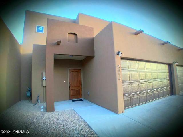 4454 Levante Drive, Las Cruces, NM 88011 (MLS #2100743) :: Better Homes and Gardens Real Estate - Steinborn & Associates