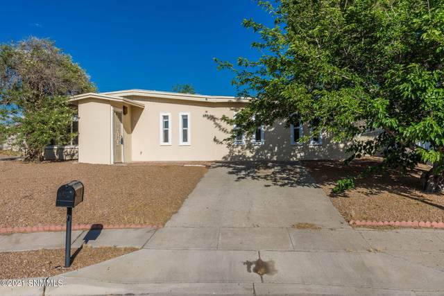 1710 Betty Circle, Las Cruces, NM 88001 (MLS #2100931) :: Better Homes and Gardens Real Estate - Steinborn & Associates